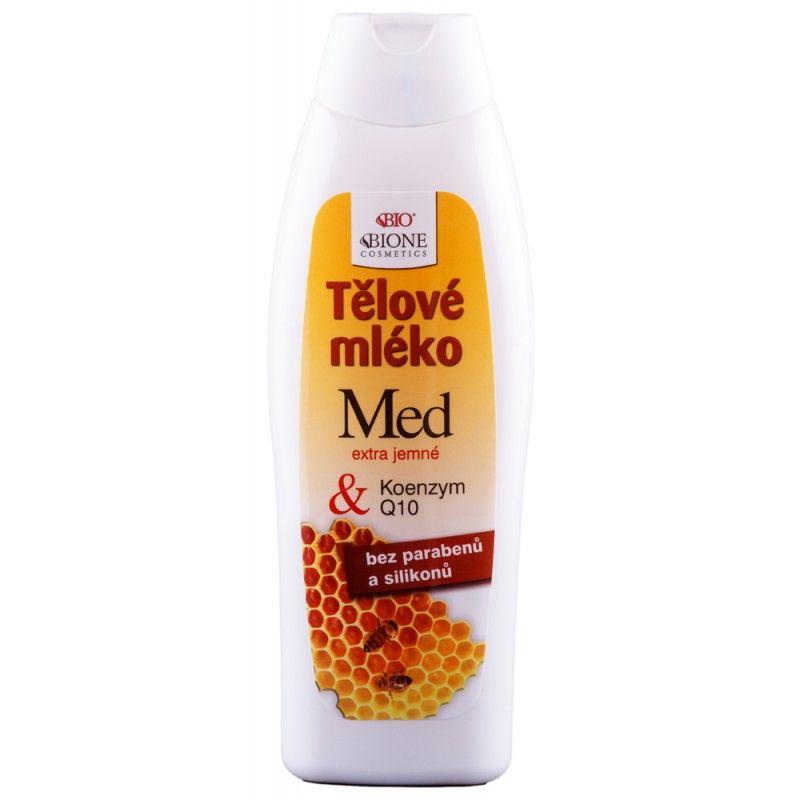 Méz + Q10 - Testápoló