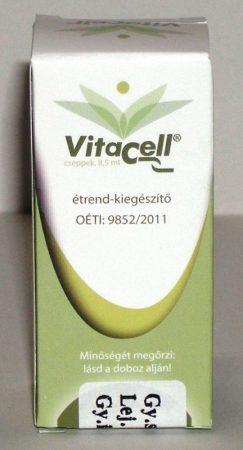 Vitacell cseppek    8,5 ml