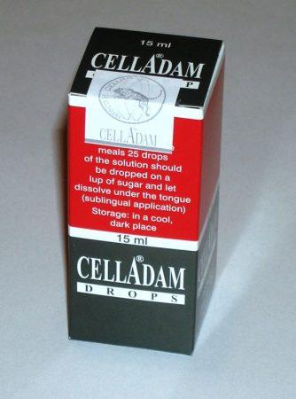 """Celladam csepp """"ALKOHOLMENTES"""""""